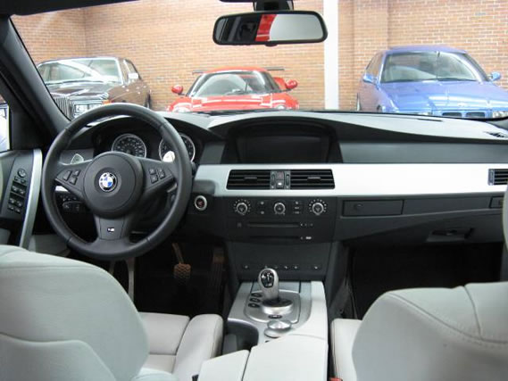 2007 BMW M5 039 | KMC Auto